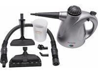 brand new sealed Bush steamworks SC155H Plus Handheld Steam Cleaner rrp £39.99