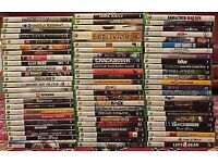 Various Xbox 360 Games, Prices In Description.
