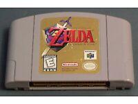 Zelda N64 UNBOXED - PAL