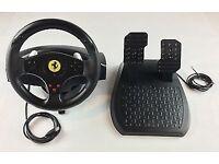 Thrustmaster Ferrari GT Experience Racing Wheel 3-in-1 (PC/PS3)