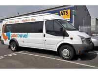 Part-Time Minibus Driver Needed