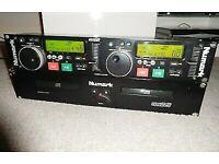 Numark CDN225 Professional Dual CD Player for Professional DJ Us