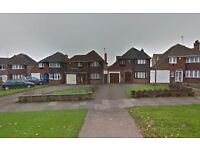 Large 4 Bedroom detached House with drive and garage £1200 PCM
