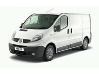 Cheap and reliable man and a van available. Short notice welcome. All areas covered.