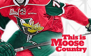 *WANTED*  2 MOOSEHEAD TICKETS FOR FRIDAY, FEB. 3rd