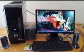 Computer HP Dell Lenovo Gaming - Monitor - Need A PC - Reboot - Dongle WIFI