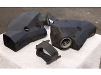 Triumph Trophy 900 1996/7 Air Intake Boxes Auxiliary Chambers