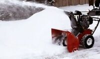 GET YOUR SNOW REMOVAL SERVICE