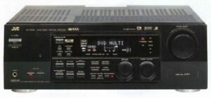 JVC Receiver/Amp with 5 disc CD Player located in Peace River