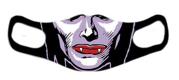 VAMPIRE GIRL - TOPSTONE • FACE MASK • MANI-YACK