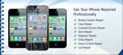 CHEAPEST & PROFESSIONAL IPHONE, IPAD, LAPTOP REPAIRS WITH WARRANTY