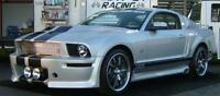 05-09 FORD MUSTANG ELENOR FRONT BUMPER - ONLY $299