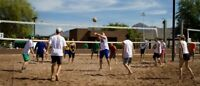 Fort McMurray Adult Co-ed Beach Volleyball Group