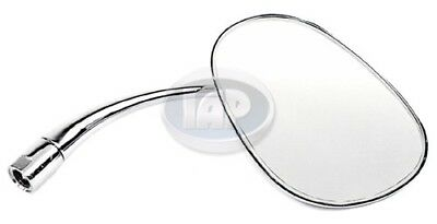 VW Bug Beetle Door Mirror Right (Passenger) Pear Shaped T1 49-67 113857514AT  - Shaped Mirrors