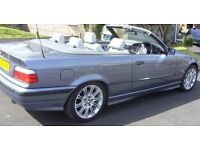 BMW 318i Convertible -- Really nice looking example