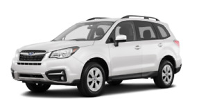 Subaru Forester 2017 2.5 Convenience Package