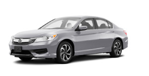 2016 Honda Accord LX CVT - Urgent Lease Takeover - Cash Offered