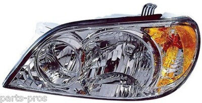 New Replacement Headlight Assembly LH / FOR 2002-05 KIA SEDONA