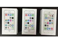 IPHONE 5S UNLOCKED BRAND NEW BOXED COME WITH WARRANTY 01274921308