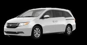 2015 Honda Odyssey EX-L CUIR TOIT TV/DVD 8 PASSAGERS A VENIR