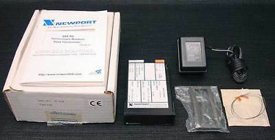 Compact Temperature Panel Meter With Full Size Leds New