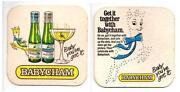 Babycham Beer Mat