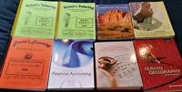 Textbooks for University of Manitoba/Winnipeg + Asper Business