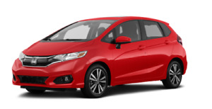 Honda Fit - Automatic -under 180,000km