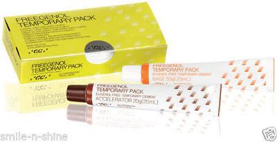 Dental Gc Freegenol Temporary Cement Pack 20ml