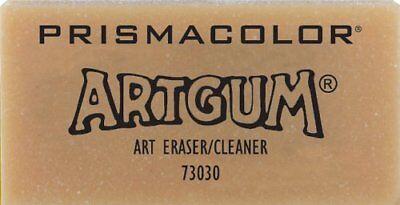 Prismacolor Artgum Eraser - Lead Pencil Eraser - Non-toxic - 1 X 2 - 1each -