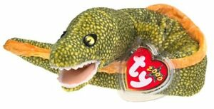 Morrie the eel Ty Beanie Baby stuffed animal