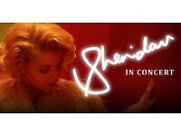 SHERIDAN SMITH, Edinburgh Playhouse, Thursday 26th April, 2x Stall Tickets for Sale