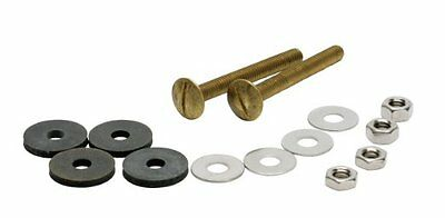 Fluidmaster Universal Toilet Tank To Bowl Replacement Brass Bolts