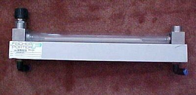 Fischer-porter Rotameter Flowmeter 10a3237n