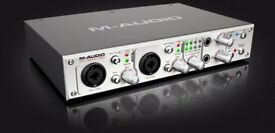 M Audio Firewire 410 Excellent condition