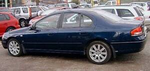 2002 Ford Fairmont Sedan Mitchell Gungahlin Area Preview