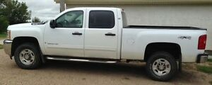 REDUCED!!! 2009 Chevrolet Silverado 4x4 HD2500 Truck