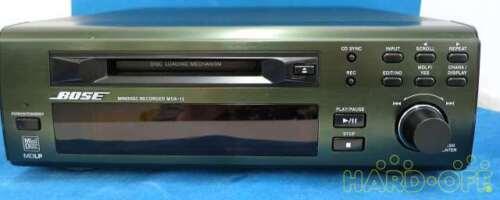 Bose Mda-12 Md Player Recorder Body Only