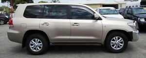 2008 Toyota Landcruiser VDJ200R Sahara Gold 6 Speed Sports Automatic Wagon Bellevue Swan Area Preview