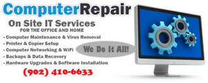 Free Consultation Computer Laptop Macbook repair installation