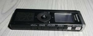 Panasonic IC Recorder with Built-In Zoom Microphone