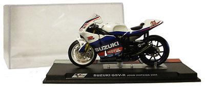 Ixo/altaya Alt10 Suzuki Gsv-r Motogp 2005 - John Hopkins 1/24 Scale