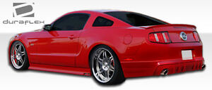 BODY KIT 4 PIECES MUSTANG 05-14