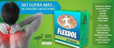 Flexdol For Pain And Joint Diseases  Eliminates Joint Aches