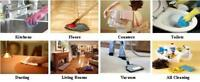 In home Cleaning Service