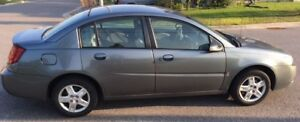 2006 Saturn Ion Sedan in good condition for a great price!