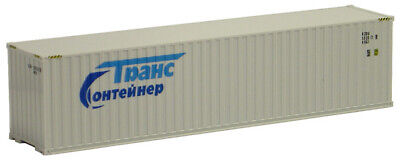 AWM SZ 40 ft Highcube Container Swan Cont Line