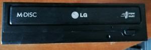 LG Super-Multi Disc Drive (CD, DVD Burner, etc.)