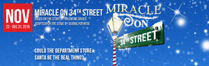 MIRACLE ON 34TH STREET - NEPTUNE THEATRE