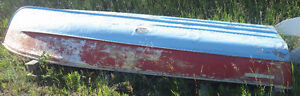14' viking Aluminum Boat with Trailer